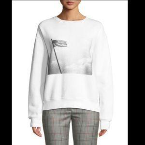 Raf Simons Andy Warhol's Calvin Klein Sweatshirt